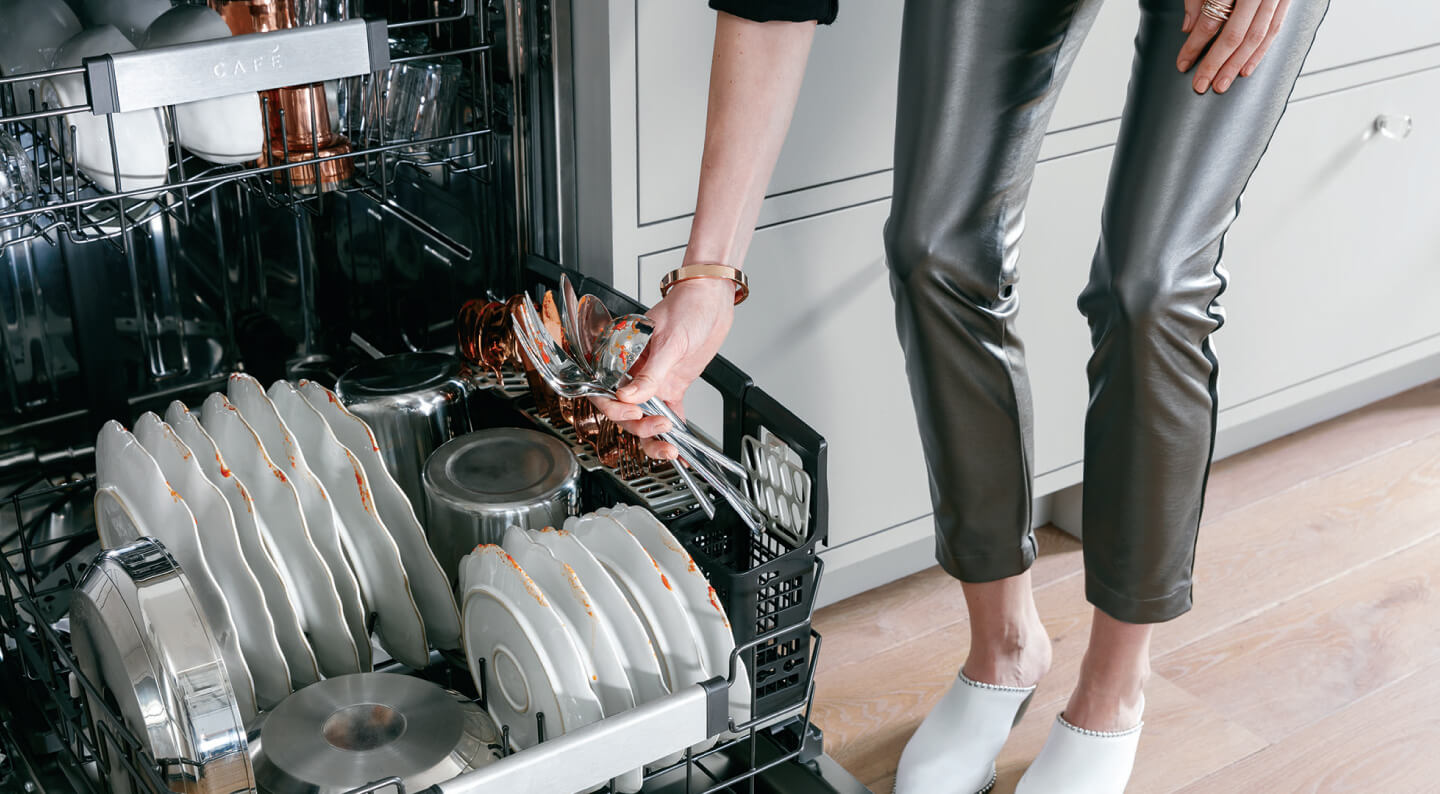 Give your dishes the ultimate clean with Café Appliances